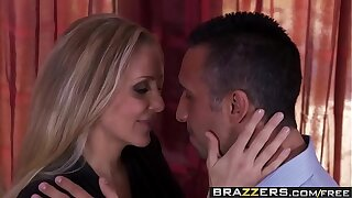 Brazzers - Real Wife Stories - b. Cum On the top of Me scene starring Courtney Cummz Julia Ann and Keiran Lee
