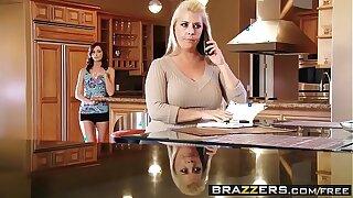 (Katie Jordin, Johnny Sins) - I Ness Mamas Massage - Brazzers