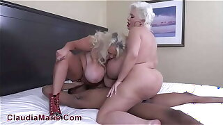 Claudia Marie And Kayla Kleevage Beamy Boob Hotel Whores
