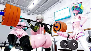 Immoral Gym
