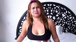 TuVenganza - Latina Mistress Rides Submissive Guy