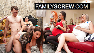 Pregnant Girls and Creampies part 2